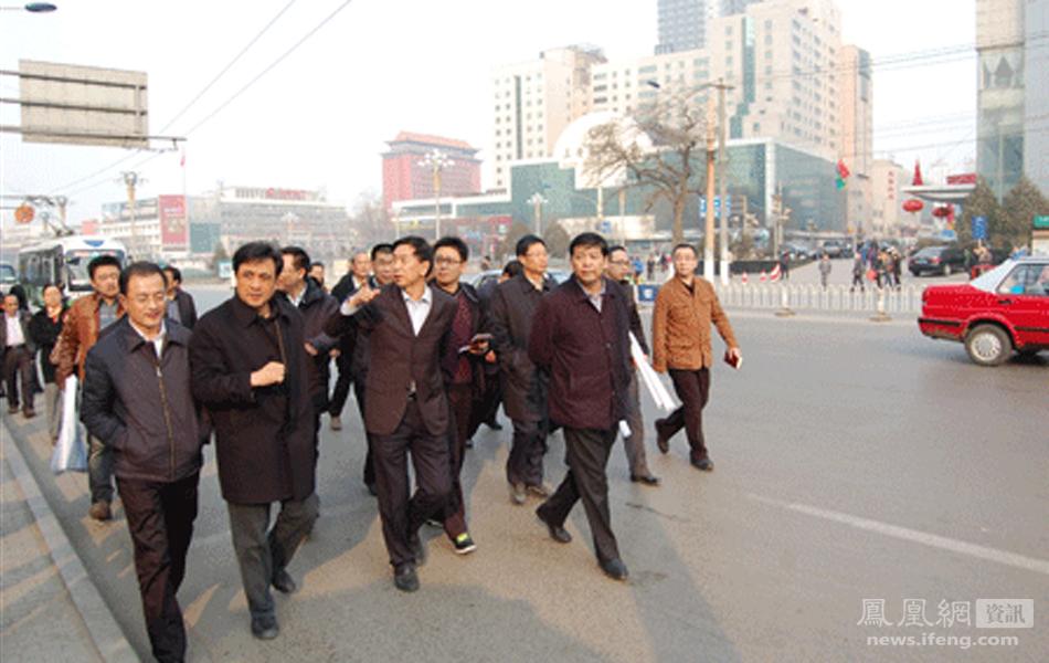 太原市长耿彦波:迁就钉子户是对多数人不公平 - 北风 - 北风入青春,荒原写人生,冰雪铸精神!