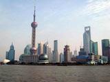 繁华的上海