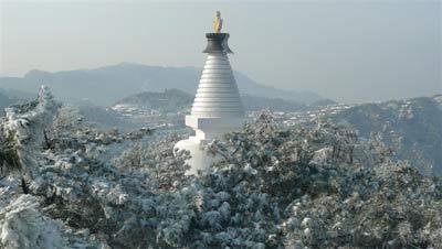 庐山诺那塔院2012元旦冬日禅修精进班报名启示