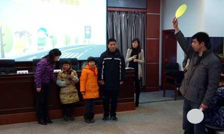 联邦快递携手全球儿童安全组织在郑州启动