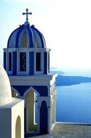 童话般的希腊麦克诺斯海岛