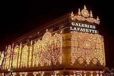 巴黎购物 在北半球特立独行