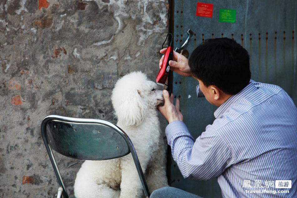 漂泊岁月任消蚀:在风雨中老去的北京老胡同