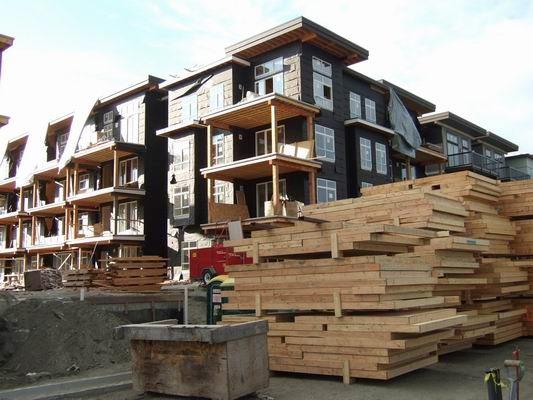 美国木结构房屋构造