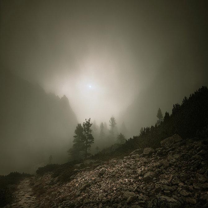 波兰摄影师 沉静端庄的风景摄影