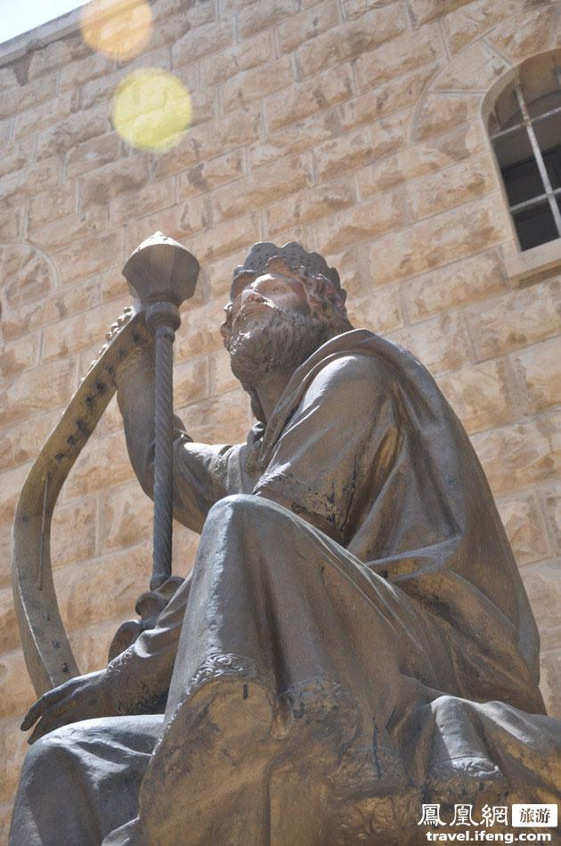 游走战火之外的以色列 探访耶稣的受难地