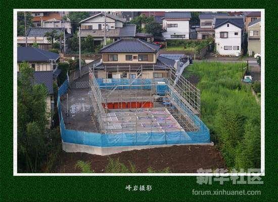 日本人原来是这样建房子的!组图