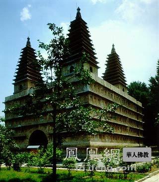 最高的金刚宝座塔:北京碧云寺金刚宝座塔