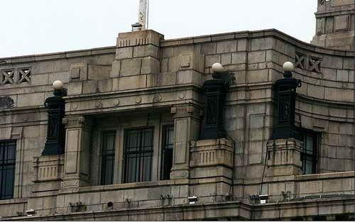 毫不过时的欧式风潮 高清看旧上海滩历史建筑