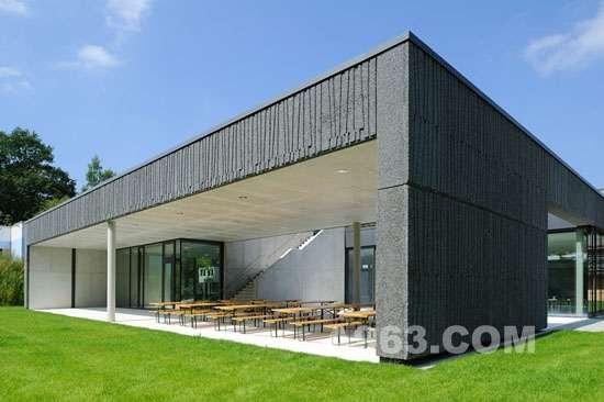德国科隆赌场研究中心建筑设计