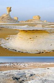 埃及法拉夫拉沙漠