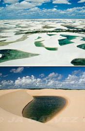 巴西拉克依斯马拉赫塞斯沙漠