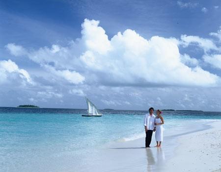人间天堂 马尔代夫卡尼岛 体验好色之旅