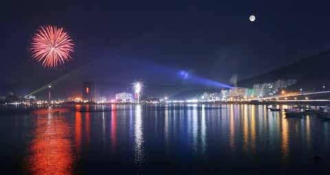 在海陵岛踏浪听海 广东海岛献上绝美风景-互联星空