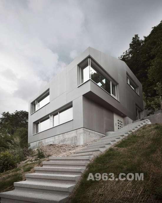 苏黎世奥勃朗特独立住宅设计欣赏