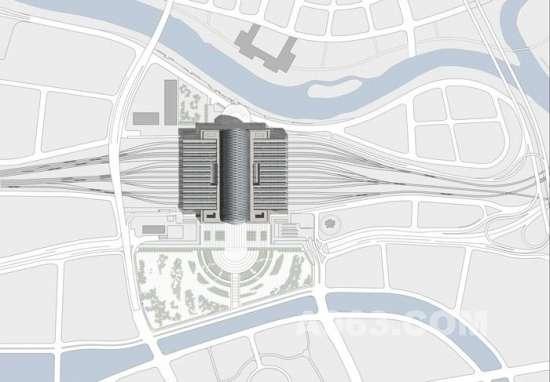 天津西站建筑设计-手机凤凰网