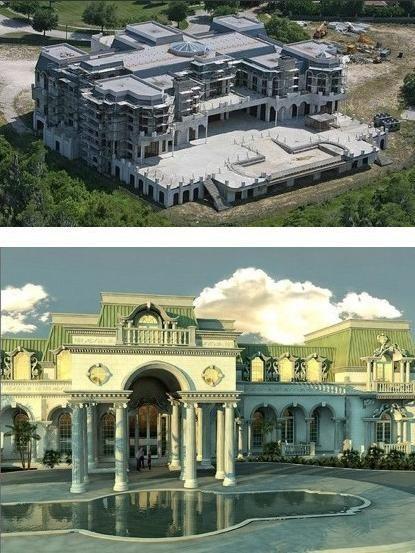 美国最大的私人豪宅/