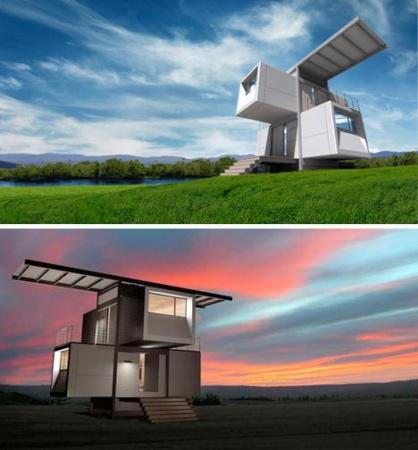 未来你会住在什么样的房子里(组图)图片