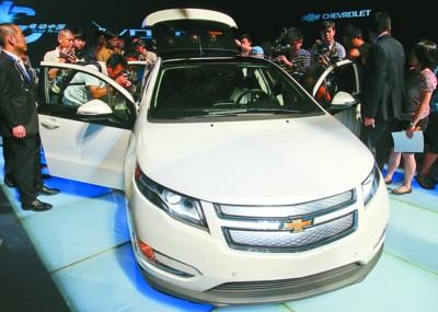 volt增程型电动车并非传统印象中的电动车,这款车型所搭配的e-flex
