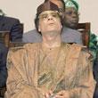 反卡人士:卡扎菲不喜欢有人比他优秀 他是疯子