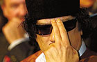 张召忠:流亡国外寄人篱下非卡扎菲性格