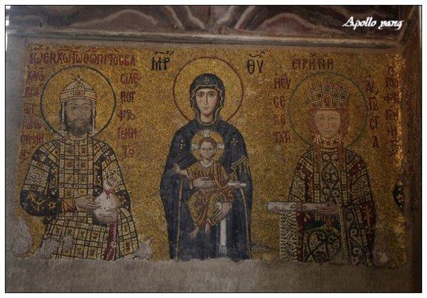 圣索非亚大教堂 土耳其