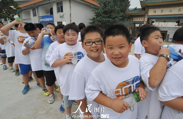 参加郑州市儿童医院举办的
