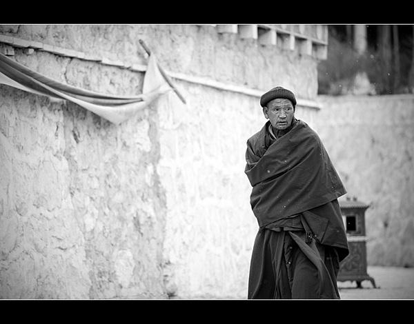 云南·令人肃然起敬的松赞林寺 - 静水流深 - 静水流深