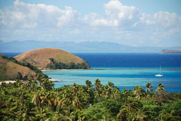 南太平洋的翡翠—斐济群岛