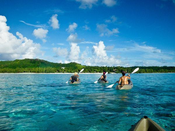 南太平洋—毛利人的库克群岛--行走世界的影像纪录