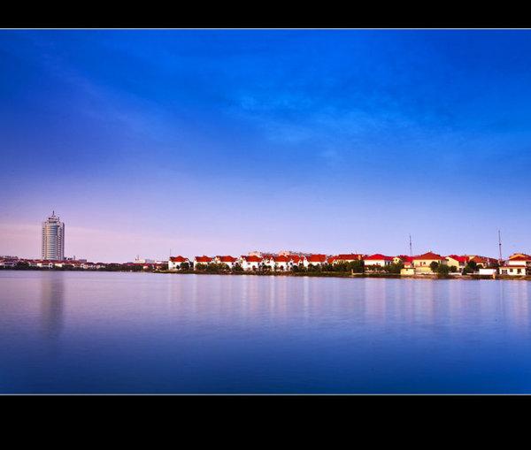 黄骅港口风光