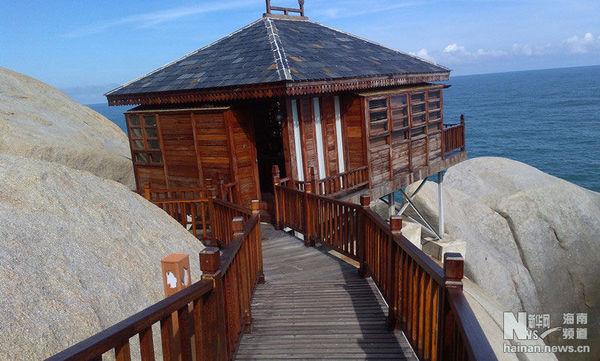 分界洲岛:中国首个海岛型国家级5a旅游景区