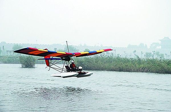 用的水上飞机项目