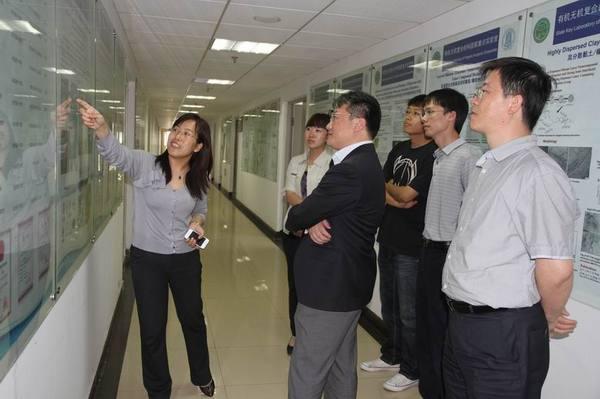 """北京现代汽车公司与材料科学与工程学院开展""""红色1 1"""""""