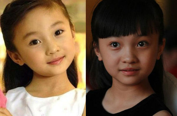 可爱小孩也都长大了,让我们来看看这些长大的童星们