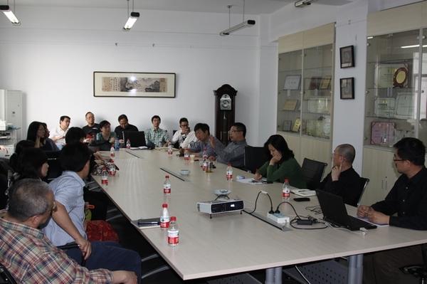 北理工设计与艺术学院召开学科评估总结研讨会