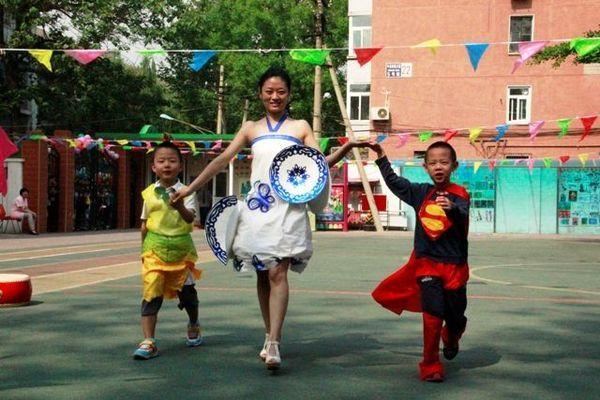 """北理工幼儿园组织系列活动庆祝""""六一""""儿童节"""