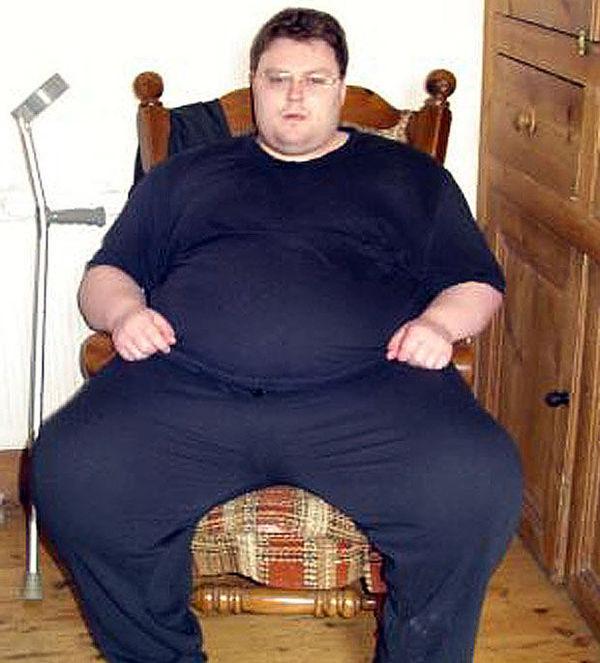 励志!大胖子减肥变肌肉男神(图)