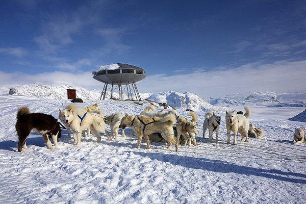 世界第一大岛—格陵兰岛的极昼和极夜