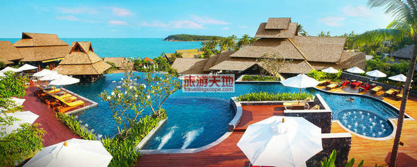 """泰国游""""岛"""" 发现每一站的新鲜风景"""