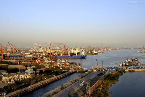 天津港(图片来自网络)