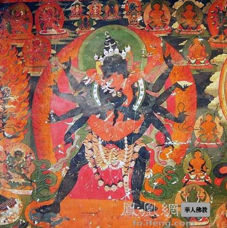 与敦煌,古格媲美的嘉绒藏区壁画