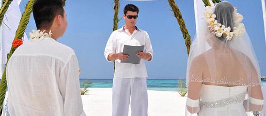 我的婚礼我做主--到马尔代夫结婚去