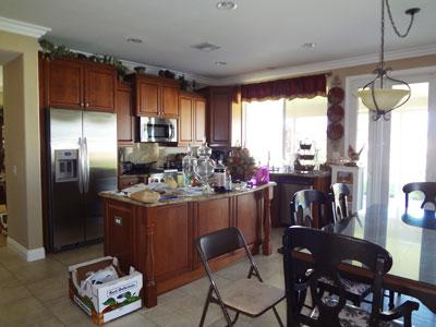 2011年冬令营活动成员寄宿家庭