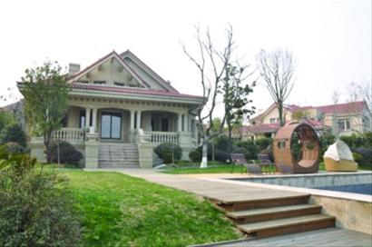 别墅外观设计皆出自世界名家之手,包括德式,美式,法式,意式等.