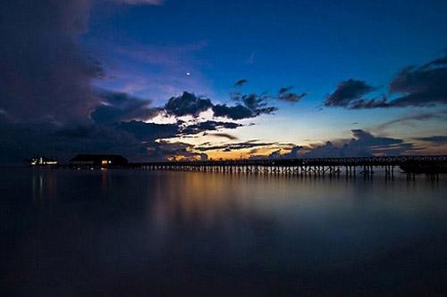 马来西亚沙巴岛 淡季最佳浪漫蜜月地