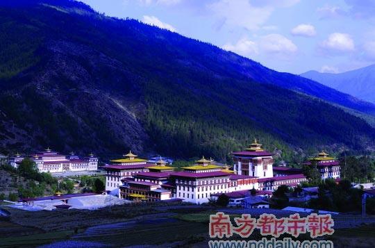 不丹 被佛光温暖的神秘王国(组图)
