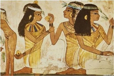 建筑金字塔的劳工实际上都是埃及人