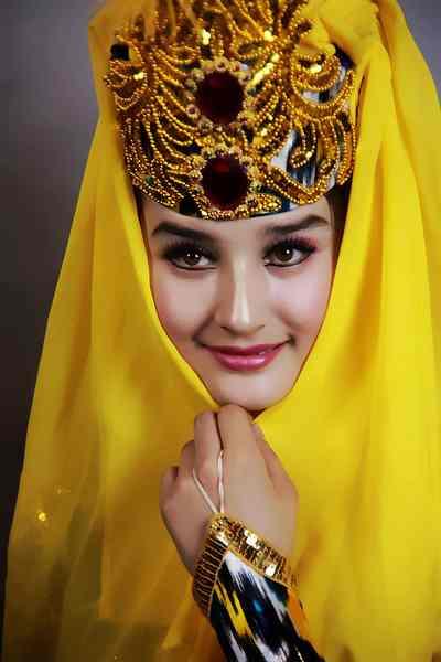 风趣的塔吉克族婚俗