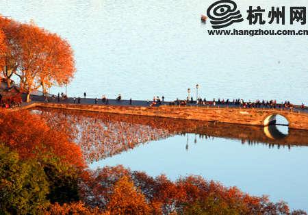 【这就是杭州】断桥:望之魂销 岂独残雪